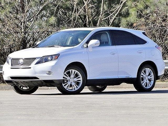 Picture of 2011 Lexus RX 450h AWD
