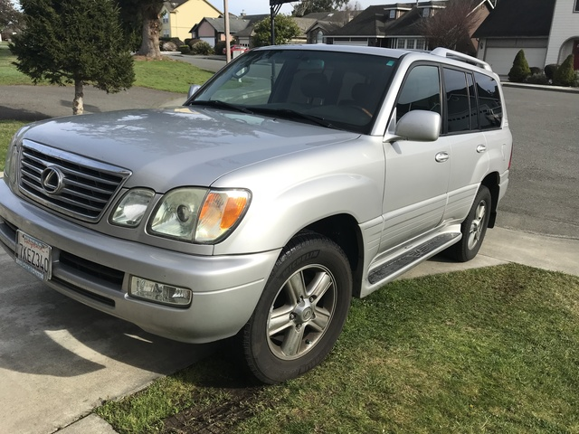 Picture of 2006 Lexus LX 470 4WD, gallery_worthy
