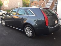 Picture of 2012 Cadillac CTS Sport Wagon 3.0L Luxury AWD, gallery_worthy