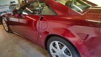 Picture of 2007 Cadillac XLR Passion Red Limited Edition RWD, gallery_worthy