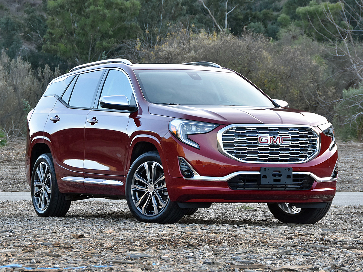 2018 GMC Terrain Diesel:  Review, Price >> 2018 Gmc Terrain Overview Cargurus