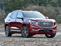 2018 GMC Terrain Picture Gallery
