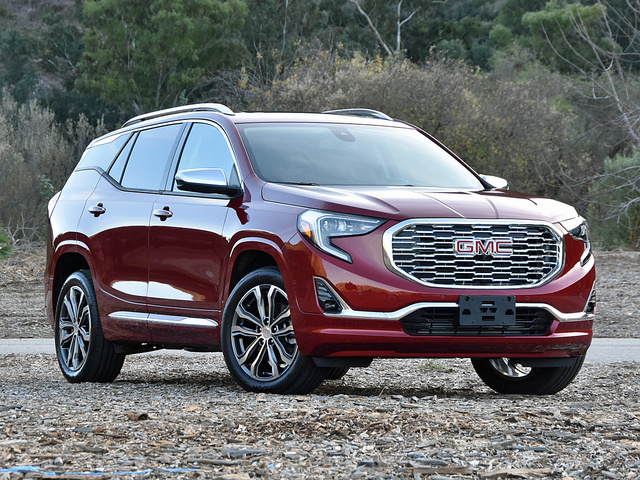 2018 Gmc Terrain Diesel Review Price >> 2018 Gmc Terrain Overview Cargurus