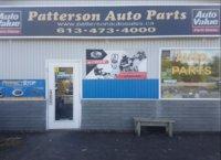 Patterson Auto Sales logo
