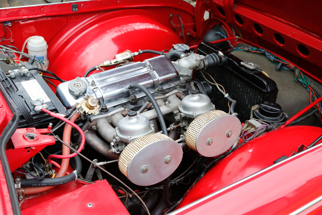 Picture of 1966 Triumph TR4A, gallery_worthy