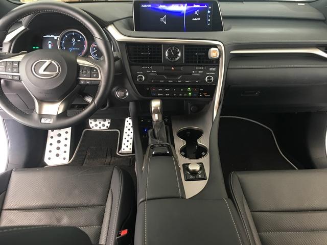 2016 lexus gx interior