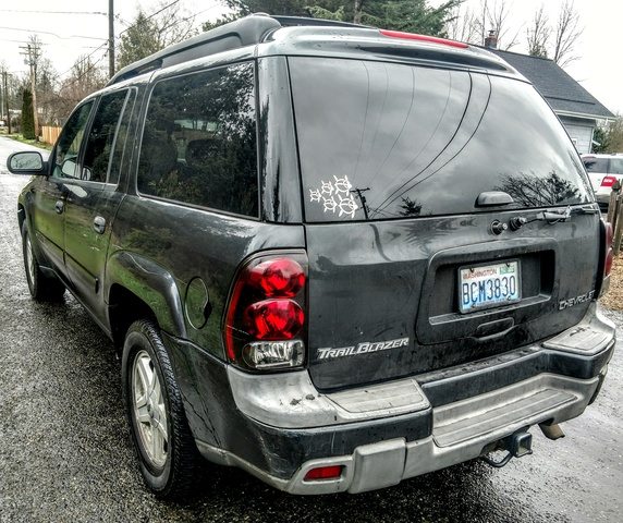 Picture of 2003 Chevrolet Trailblazer EXT LT 4WD, gallery_worthy