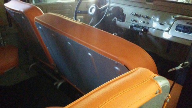 Picture of 1972 Toyota Land Cruiser, interior, gallery_worthy