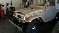 1972 Toyota Land Cruiser Overview