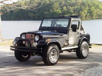 1981 Jeep CJ-5 Overview