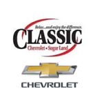 Classic Chevrolet Sugar Land. 13115 Southwest Fwy Sugar Land, TX 77478