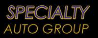 Specialty Auto Group logo