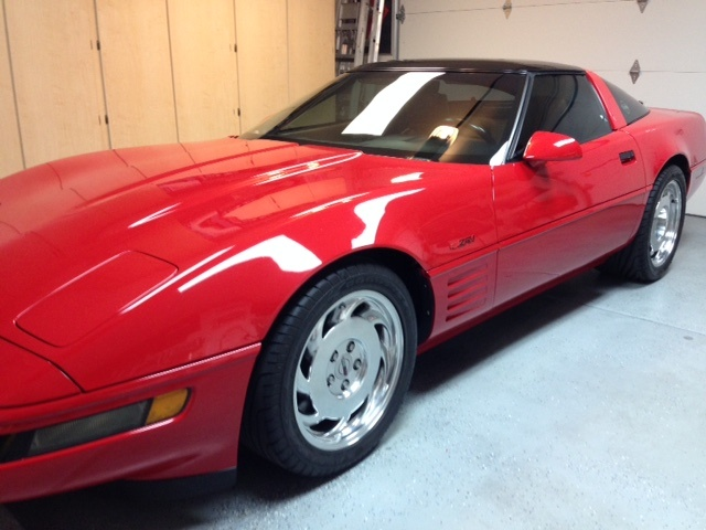 Picture of 1991 Chevrolet Corvette ZR1 Coupe RWD, gallery_worthy