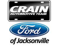 Crain Ford of Jacksonville logo