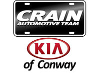 Crain Kia of Conway logo
