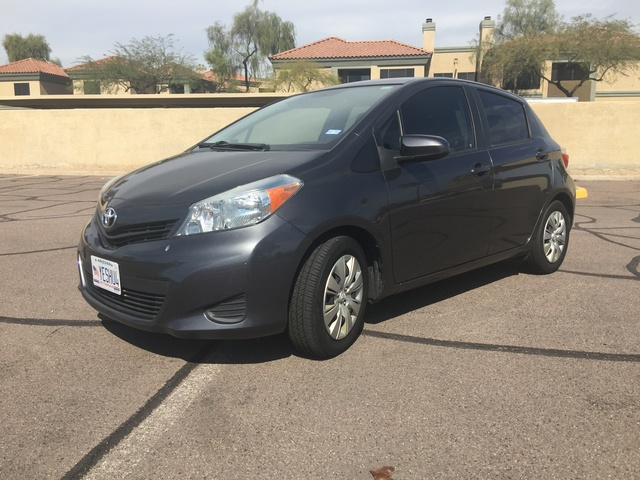 Picture of 2012 Toyota Yaris LE