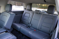 Third row of the 2018 Lincoln Navigator., interior, gallery_worthy