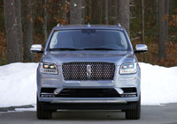 Front of the 2018 Lincoln Navigator., exterior, gallery_worthy