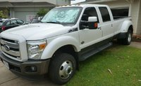 Picture of 2016 Ford F-350 Super Duty King Ranch Crew Cab LB DRW 4WD, exterior, gallery_worthy
