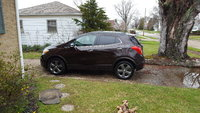 Picture of 2014 Buick Encore Convenience AWD, exterior, gallery_worthy