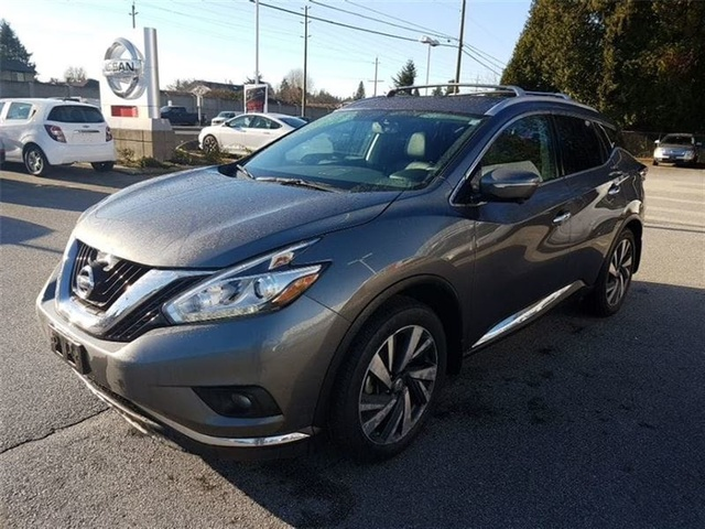 Picture of 2015 Nissan Murano Platinum AWD, gallery_worthy