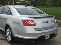 Picture of 2011 Ford Taurus Limited, gallery_worthy
