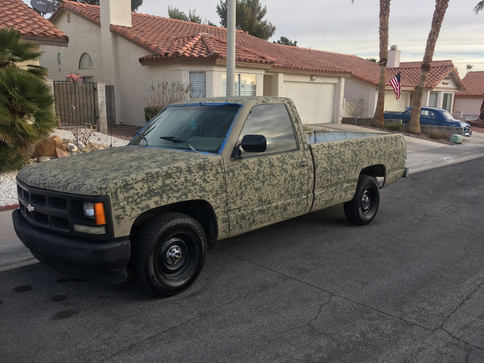 Chevrolet C K 1500 Questions 92 Chevy 1500 Cargurus