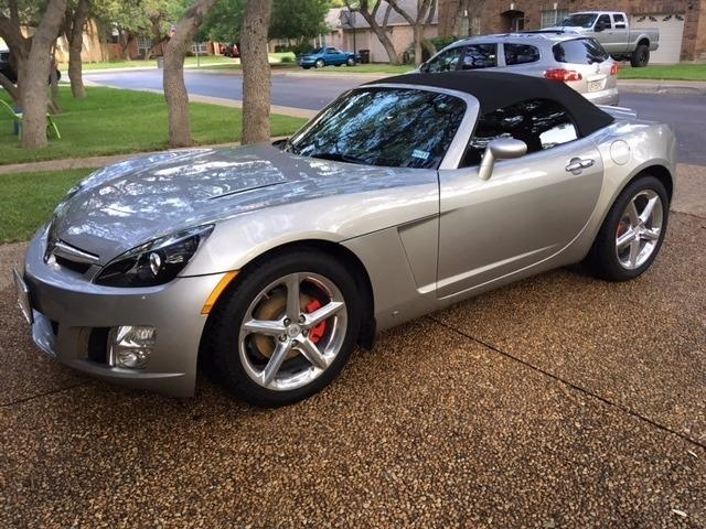 Picture of 2009 Saturn Sky Red Line, gallery_worthy