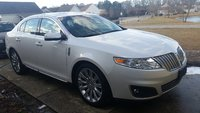 Picture of 2011 Lincoln MKS 3.7L AWD, gallery_worthy