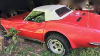 Picture of 1971 Chevrolet Corvette Convertible, gallery_worthy