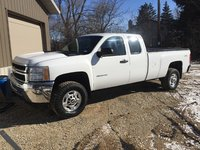 Picture of 2011 Chevrolet Silverado 2500HD Work Truck Ext. Cab 4WD, gallery_worthy