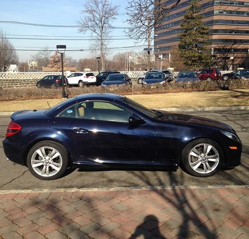 Picture of 2011 Mercedes-Benz SLK-Class SLK 300, gallery_worthy