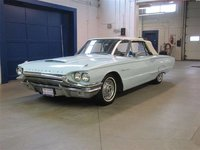 1964 Ford Thunderbird, T-Bird with top up , gallery_worthy