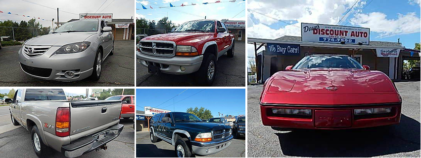Daves Auto Sales >> Dave's Discount Auto - Clearfield, UT: Read Consumer reviews, Browse Used and New Cars for Sale