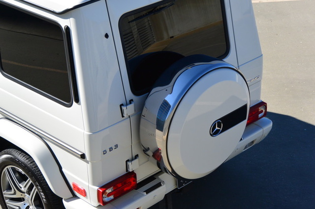 Picture of 2013 Mercedes-Benz G-Class G 63 AMG