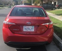 Picture of 2014 Toyota Corolla LE, gallery_worthy