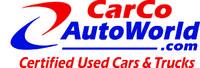 Carco Auto World logo