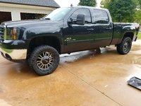 Picture of 2009 GMC Sierra 2500HD SLT Crew Cab 4WD, gallery_worthy