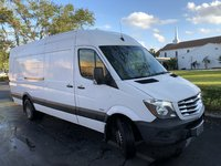 Picture of 2014 Freightliner Sprinter Cargo 3500 170 Extended, gallery_worthy