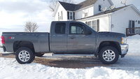 Picture of 2011 Chevrolet Silverado 2500HD LTZ Ext. Cab 4WD, exterior, gallery_worthy
