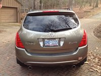 Marvelous Picture Of 2003 Nissan Murano SL AWD, Gallery_worthy