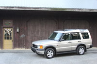 2001 Land Rover Discovery Overview