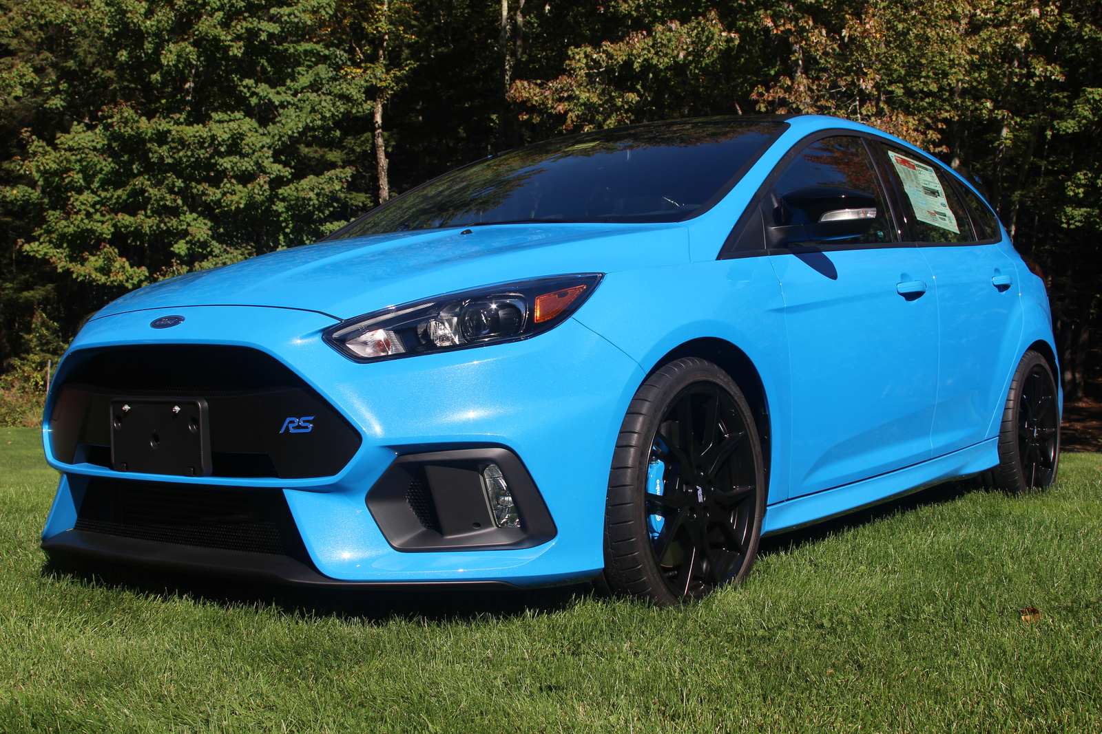 2018 ford focus rs overview cargurus. Black Bedroom Furniture Sets. Home Design Ideas