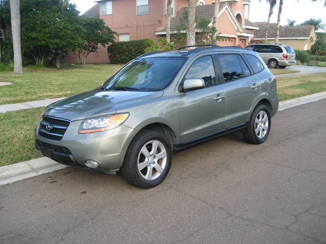 Picture of 2007 Hyundai Santa Fe 3.3L Limited FWD