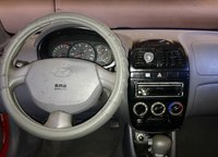 Picture of 2001 Hyundai Accent GL Sedan FWD, interior, gallery_worthy