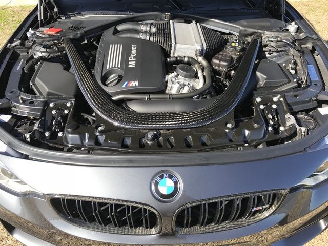 Picture of 2015 BMW M3 Sedan RWD, engine, gallery_worthy