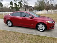 Picture of 2015 Ford Fusion Hybrid SE, exterior, gallery_worthy