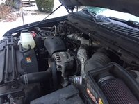 Picture of 2002 Ford F-350 Super Duty XLT Crew Cab SB 4WD, engine, gallery_worthy