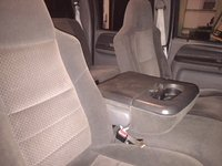 Picture of 2002 Ford F-350 Super Duty XLT Crew Cab SB 4WD, interior, gallery_worthy