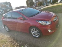 Picture of 2013 Hyundai Accent SE Hatchback, exterior, gallery_worthy